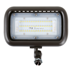 FLS 45, FLS G1 Mini Flood Light, Knuckle Mount