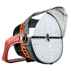 FSP Sparta™ Sports Light, Silver visor