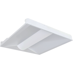 TD G3 LED Recessed Troffer, 2x2